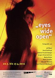 Eyes Wide Open Austellung im Kunstmuseum Erlangen