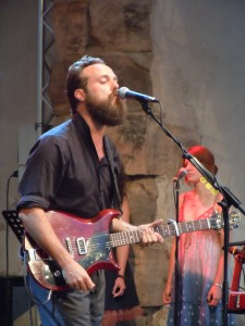 Sam Beam alias Iron & Wine