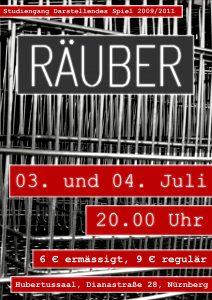 """""""Räuber"""""""