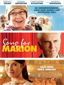 Song for marion plakat