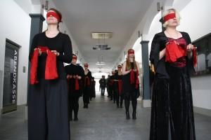 ARENA...der jungen Künste; Eröffnung