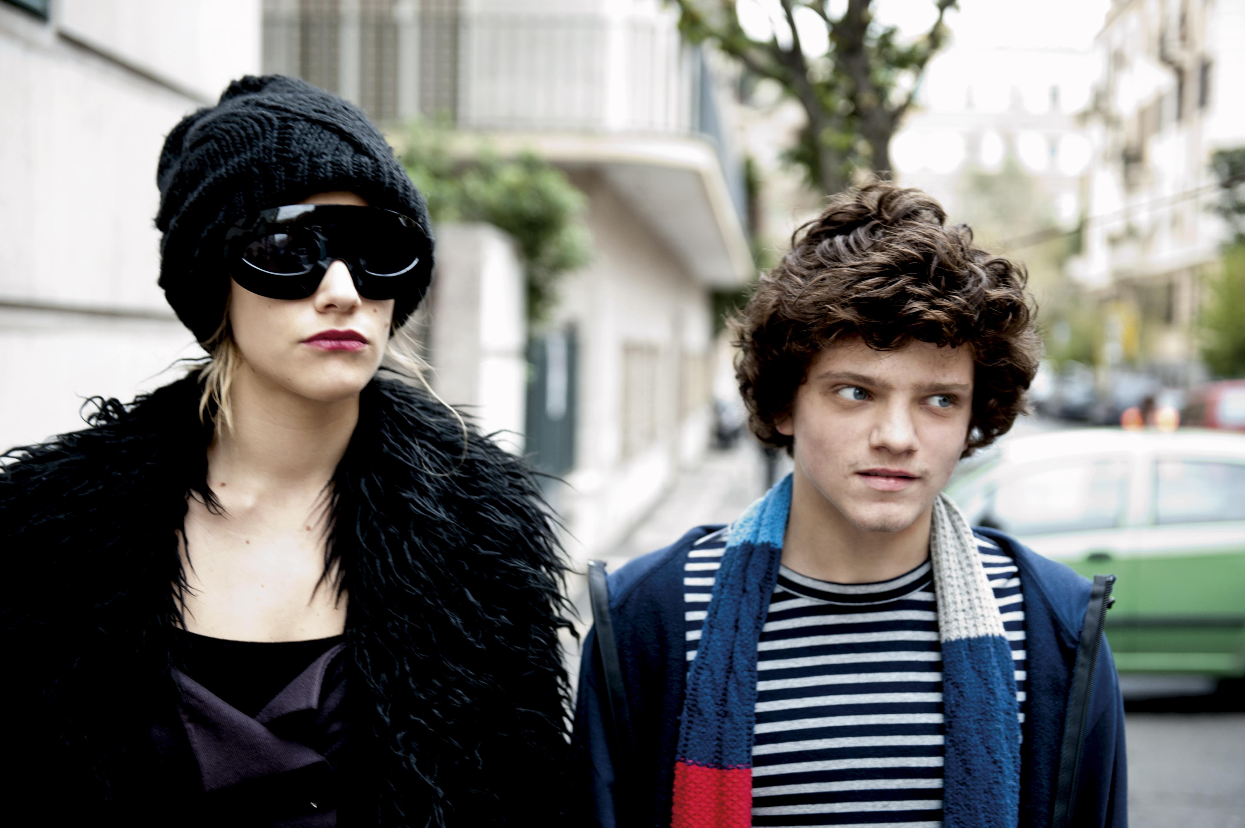 Olivia und Lorenzo aus Ich und Du (Fimstill: Kool Filmdistribution)
