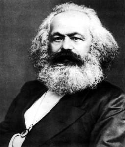 Karl Marx im Jahr 1875 (Quelle: Wikipedia Commons/ Kentin).