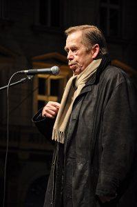Václav Havel im Jahr 2009. (Quelle: Ben Skála/ Wikipedia Commons).