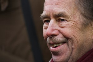 Václav Havel. Quelle und Urheber: Wikipedia Commons/ Martin Kozák
