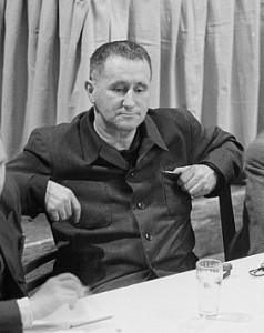 Bertolt Brecht (Quelle: Wikimdia Commons/ Mbdortmund).