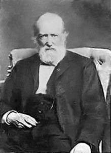 Theodor Storm (Quelle: Wikimedia Commons/ Liberal Freemason).