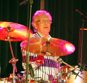 Ginger Baker (Quelle: Wikimedia Commons/ Svickova).