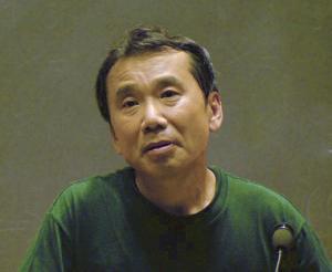 Haruki Murakami (Quelle: Wikimedia Commons/ wakarimasita).