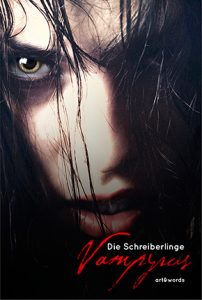 """Cover zu """"Vampyrus"""", herausgegeben von Peter Hellinger (Quelle: art & words-Verlag)."""