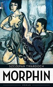 Cover zu Morphin von Tzczepan Twardoch (Quelle: Rowohlt Verlag).