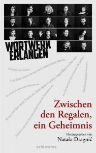 Cover Wortwerk - Zwischen den Regalen ein Geheimnis
