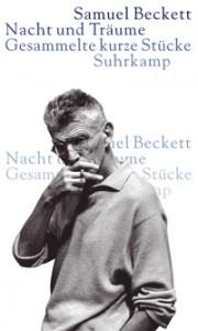 """Cover zu """"Nacht und Träume"""" von Samuel Beckett (Quelle: Suhrkamp Verlag)."""