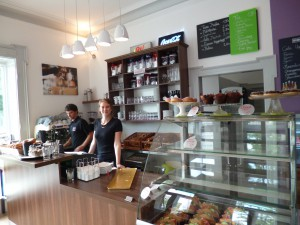 Café Bismarck - Theke