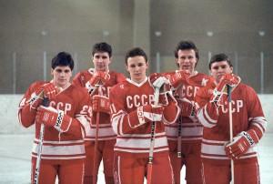 Makarow, Kassatonow, Larinow, Fetissow und Krutow