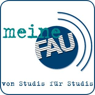 Blog MeineFAU Logo