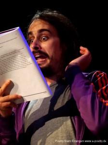 Andy Strauß Copyright Poetry Slam Erlangen