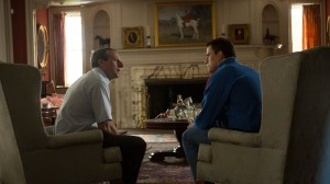 Channing Tatum und Steve Carell in Foxcatcher ©2014 Sony Pictures Classics