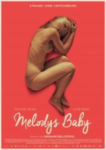 Filmplakat zu Melody's Babay (MFA+ FilmDistribution)