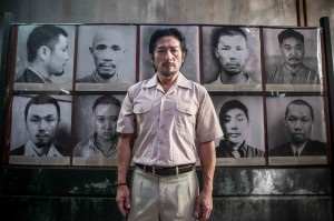 Erics damaliger Peiniger Nagase (Hiroyuki Sanada) arbeitet nach all den Jahren gegen das Vergessen: er ist Verwalter des ehemaligen Gefangenenlagers, das heute ein Museum ist © 2015 Koch Films GmbH