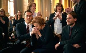 """Die Frau in Gold: Helen Mirren, Ryan Reynolds und Daniel Brühl in """"Die Frau in Gold"""""""