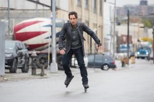 Josh (Ben Stiller) kommt in Fahrt  Bild: Universum/SquareOne