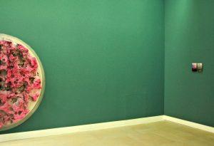 Jan Albers. Ausstellungsraum im Kunstpalais Erlangen. 2015 (Reflexmagazin)