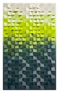 """Jan Albers.""""brasilpowDer-upanDDownDiamonDDust"""".2013 (zur Verfügung gestellt durch Kunstpalais erlangen)"""
