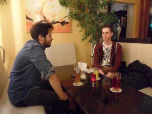 Andreas Pommer im Interview mit dem Reflexmagazin