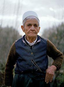 """Sworn Virgins"", Qamile #1, Albanien 2008 © Pepa Hristova"