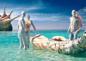 Zwischen Pandora und Strandbroschüre - Pearls auf Mül