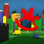 Bunt, klar, sauber - Toys go green ist ein gekonnter Trailer (mit freundlicher Genehmigung von Professor Jürgen Schopper)