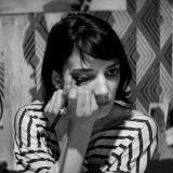 "Sheila Vand als ""das Mädchen"" in A Girl Walks Home Alone at Night Foto: Central Filmverleih"